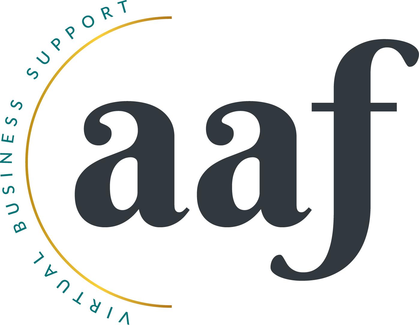 AAF. Virtual Business Support | Vrouwelijke webdesigner